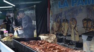 Desde hoy y hasta el martes, Feria de las Colectividades en la Plaza San Martín