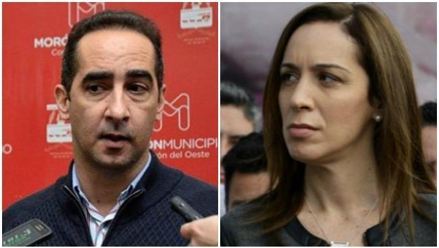 En medio del escándalo en                  Morón, la Justicia ordenó a Vidal suspender                  municipalización del Servicio Alimentario Escolar