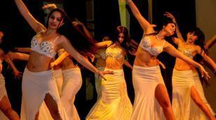 Se realizó la segunda muestra de danza