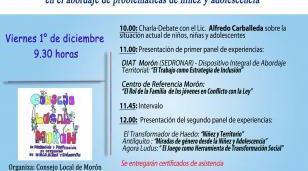 Jornada del Consejo de Promoción y Protección de Niñas, Niños y Adolescentes de Morón