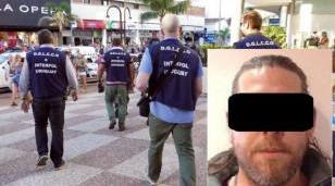 Atraparon en Punta del Este al empresario inmobiliario de Morón acusado de violar a sus hijos