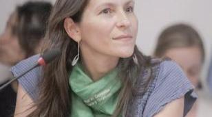 """La moronense Mónica Macha presenta en el Congreso Nacional el proyecto de ley """"Diana Sacayán"""""""