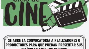 """Se abre la convocatoria para el nuevo """"Ciclo de cine"""""""