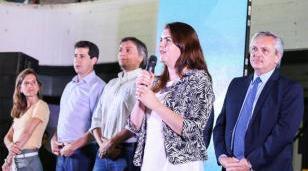 """Lanzaron el programa """"Argentina Unida por Educación y Trabajo en Moreno"""