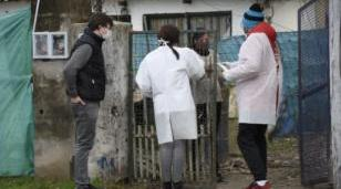 Nuevo operativo de detección temprana de COVID-19 en Castelar