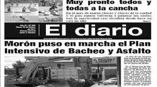 El diario N° 889 - 26 de febrero de 2021