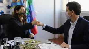 Moreno tendrá una planta de asfalto municipal