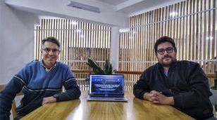 Dos moronenses lanzaron una plataforma para crear medios digitales