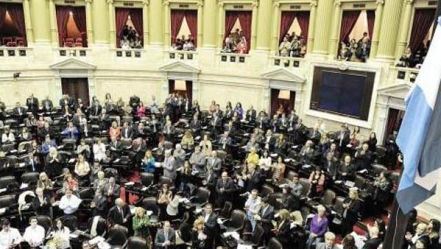 Diputados convirtió en ley el proyecto de pago soberano de deuda