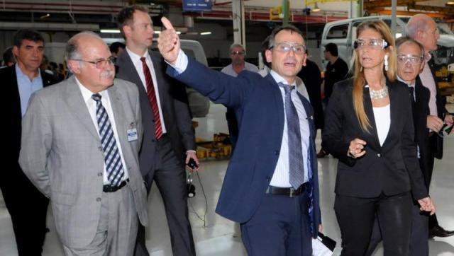 Automotriz incorporará 900 trabajadores en su planta de Virrey del Pino