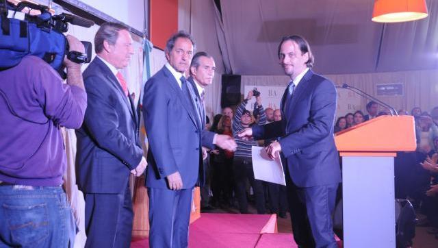 Scioli designó tres nuevos jueces para Morón