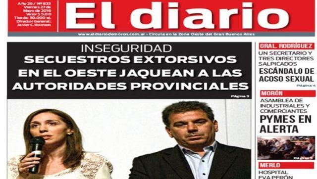 El diario N° 833