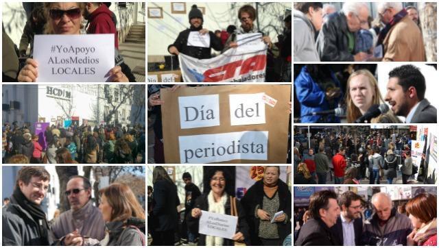 Medios de Morón contra el apagón informativo de Tagliaferro