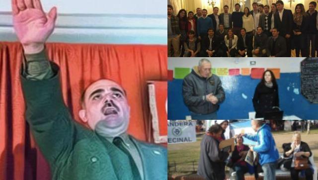 Los neonazis no sólo van a la Rosada: también dan charlas en escuelas de Morón