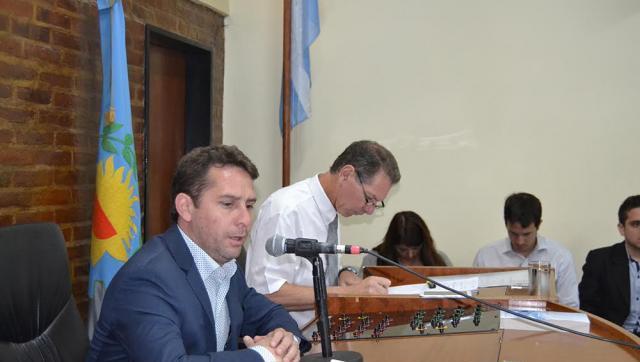 El Concejo Deliberante realizó una nueva sesión ordinaria