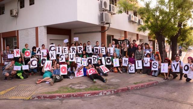 La comunidad abrazó masivamente al Consultorio Inclusivo de Morón