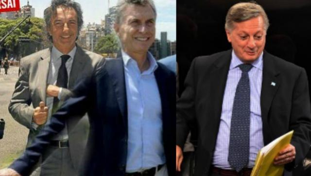 Soterramiento del Sarmiento: el primo constructor de Macri y Aranguren, denunciados por pagos de coimas