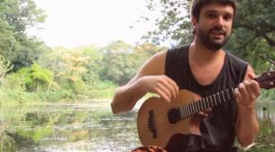 El domingo, Tomy Lebrero toca en la Reserva Urbana