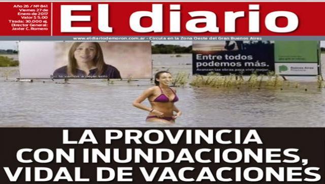 El diario N° 841