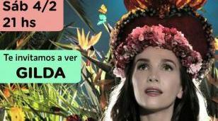 """Esta noche, proyección gratuita de """"Gilda"""" en El Palomar"""