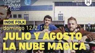Domingo de música indie folk en la Plaza San Martín