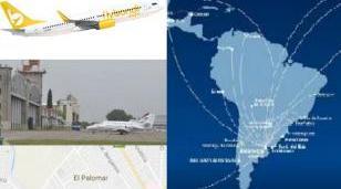Desde El Palomar al mundo: conocé los destinos a los que se podría viajar desde la Base Aérea