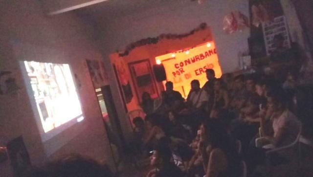 Con gran suceso, realizaron en Castelar la 1ª jornada cultural y política
