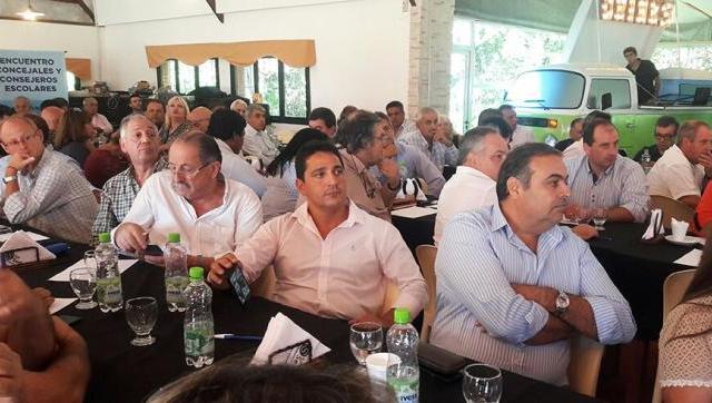 El Frente Renovador de Morón participó de Encuentro de concejales massistas en Las Heras