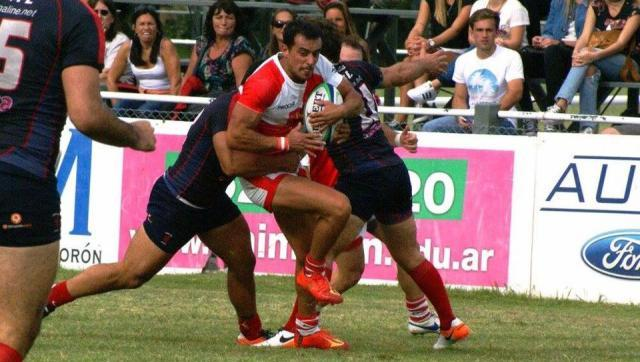 Rugby: Los Matreros cayó abultadamente ante Buenos Aires