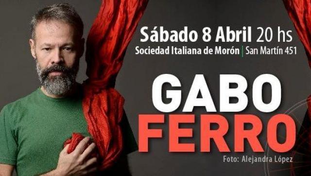 Gabo Ferro vuelve a Morón