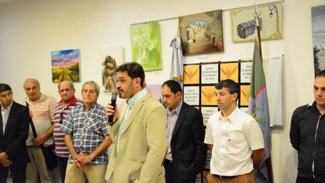 Rodolfo Silva asumió como titular del Centro de Panaderos del Oeste