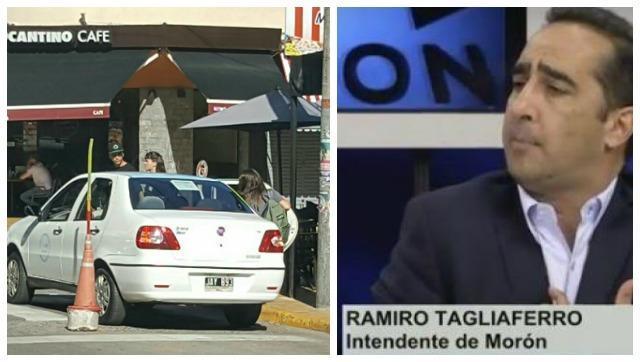 Tagliaferro vetó una ordenanza que protegía el trabajo de los Taxistas