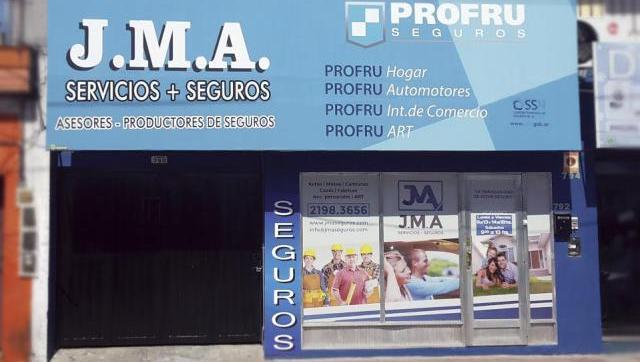 JMA abrió una nueva casa central en Morón