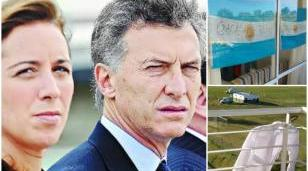 Fallida visita de Macri y Vidal a Castelar: vecinos los recibieron con agradecimientos a Cristina y repudio a represión a docentes