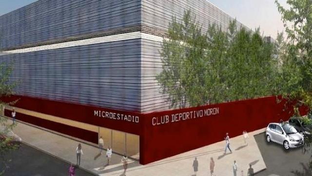 Dimes y diretes: la parálisis en la obra del Deportivo Morón