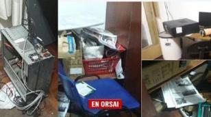 La Fiscalía aún no recibió los videos de las cámaras de seguridad que prometió el Municipio por la irrupción en las oficinas de Nuevo Encuentro