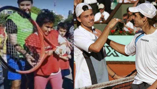 Junto a la fundación Coria, el Municipio va con tenis al Barrio Gardel, Castelar Sur y Morón Sur