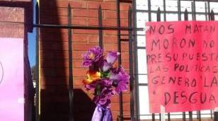 Castelar: entraron a robar a la casa del femicidio