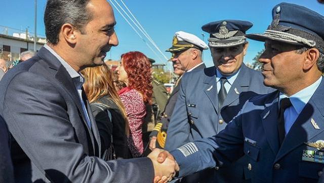 Morón homenajeó a los héroes del ARA General Belgrano