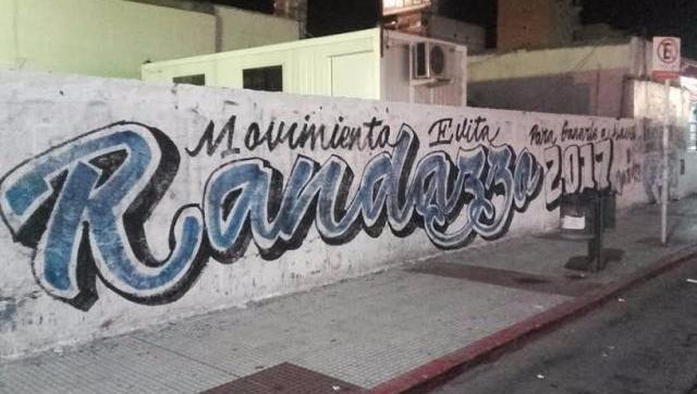 El Movimiento Evita de Morón ya lanzó la campaña
