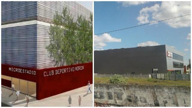 Dimes y diretes 2: la parálisis en la obra del Deportivo Morón