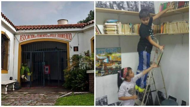 Realizarán recital a beneficio de la Biblioteca del Barrio Gardel