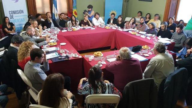 Presentaron una batería de proyectos por el Derecho a la Comunicación en el Senado bonaerense