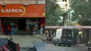 Conmoción en el centro de Morón: comerciante degolló a un joven que quiso hurtar una botella en un supermercado