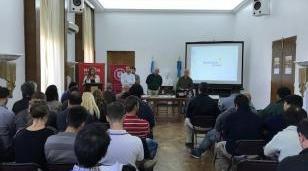 """Gas Natural junto al Municipio de Morón concientizó sobre la """"prevención de daños"""""""