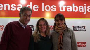 """El Partido Obrero llamó a conformar """"listas únicas"""" y lanzó sus candidatos: Lettieri, la representante moronense"""