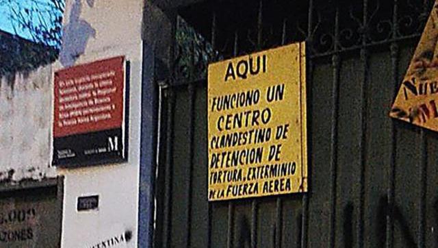 Señalizarán la ex RIBA que operó en pleno Morón como centro clandestino de detención y tortura