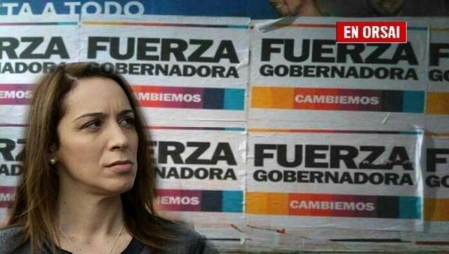 El macrismo, desesperado, juega todas sus fichas a que Vidal pueda frenar a Cristina