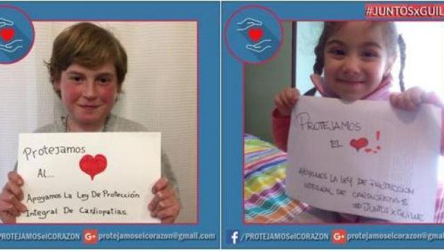 Protejamos el corazón: presentan proyecto para personas que sufren cardiopatías