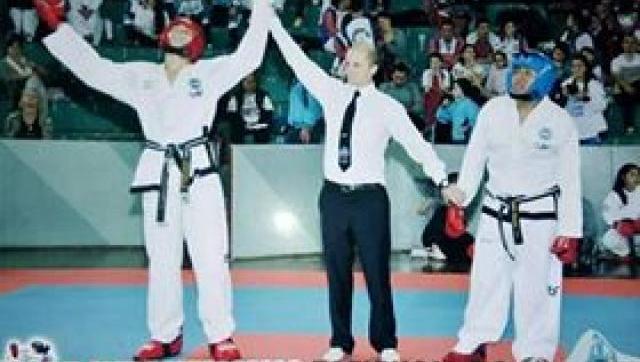 Morón tiene campeón sudamericano de Taekwondo